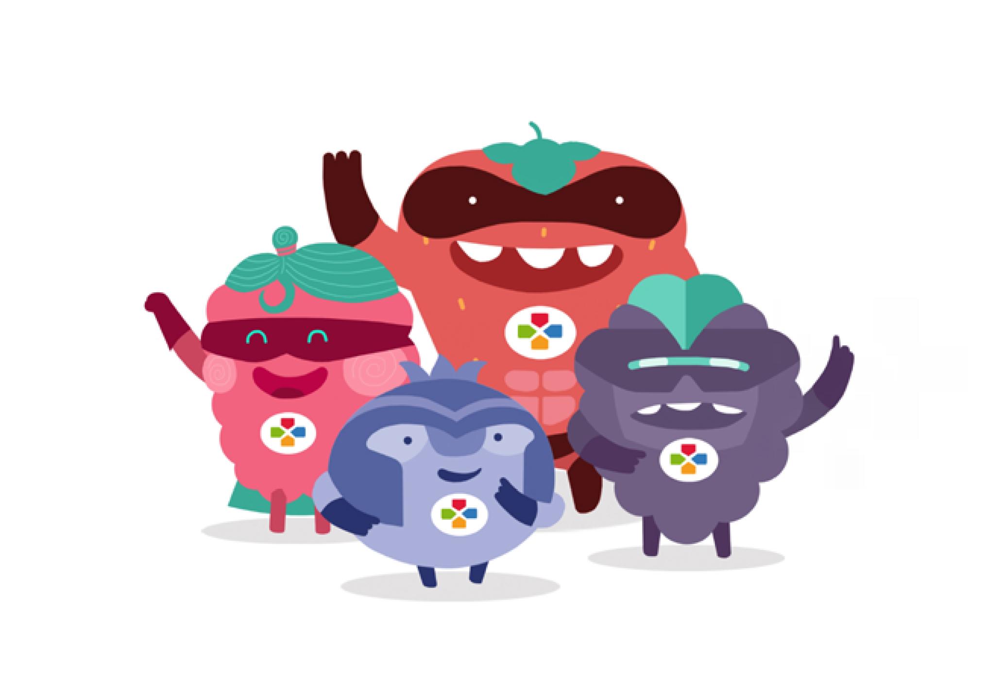 Las Súper berries serán las protagonistas de una campaña sobre la difusión de los efectos saludables de las berries