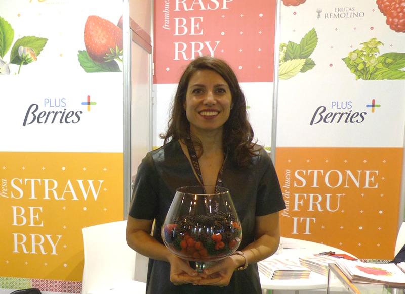 El Grupo Plus Berries muestra en 'Andalucía Sabor' todo el potencial de sus berries y frutas de hueso