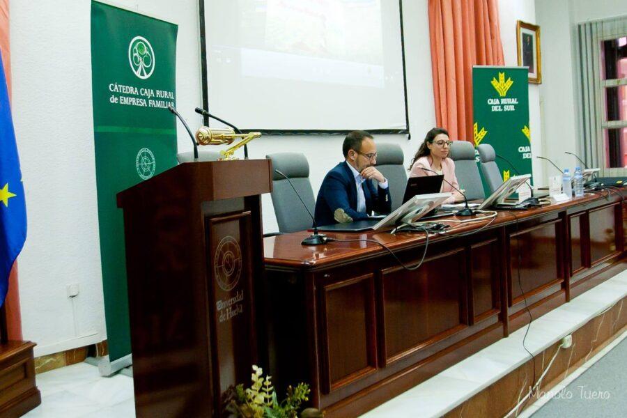 Plus Berries participa en la mesa redonda de empresas familiares de la Universidad de Huelva