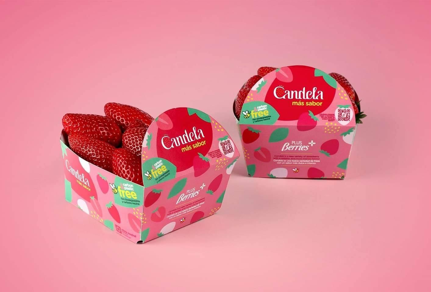 Plus Berries comercializará una nueva variedad de fresa premium propia