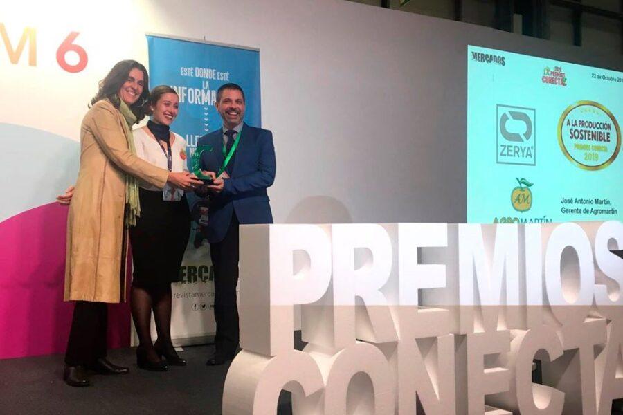 Premio Conecta a la Producción Sostenible